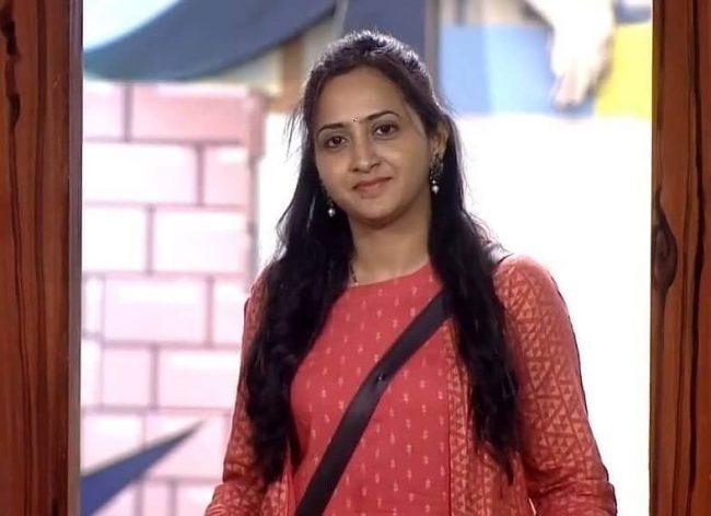 Lasya Manjunath - Bigg Boss Telugu