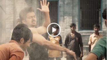 கில்லி மாதிரி கபடி ஆடும் தளபதி விஜய் | Master Promo 8 4