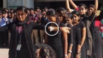 கல்லூரி விழாவில் குத்தாட்டம் போட்ட மாணவிகள் - வைரல் டான்ஸ் வீடியோ 18
