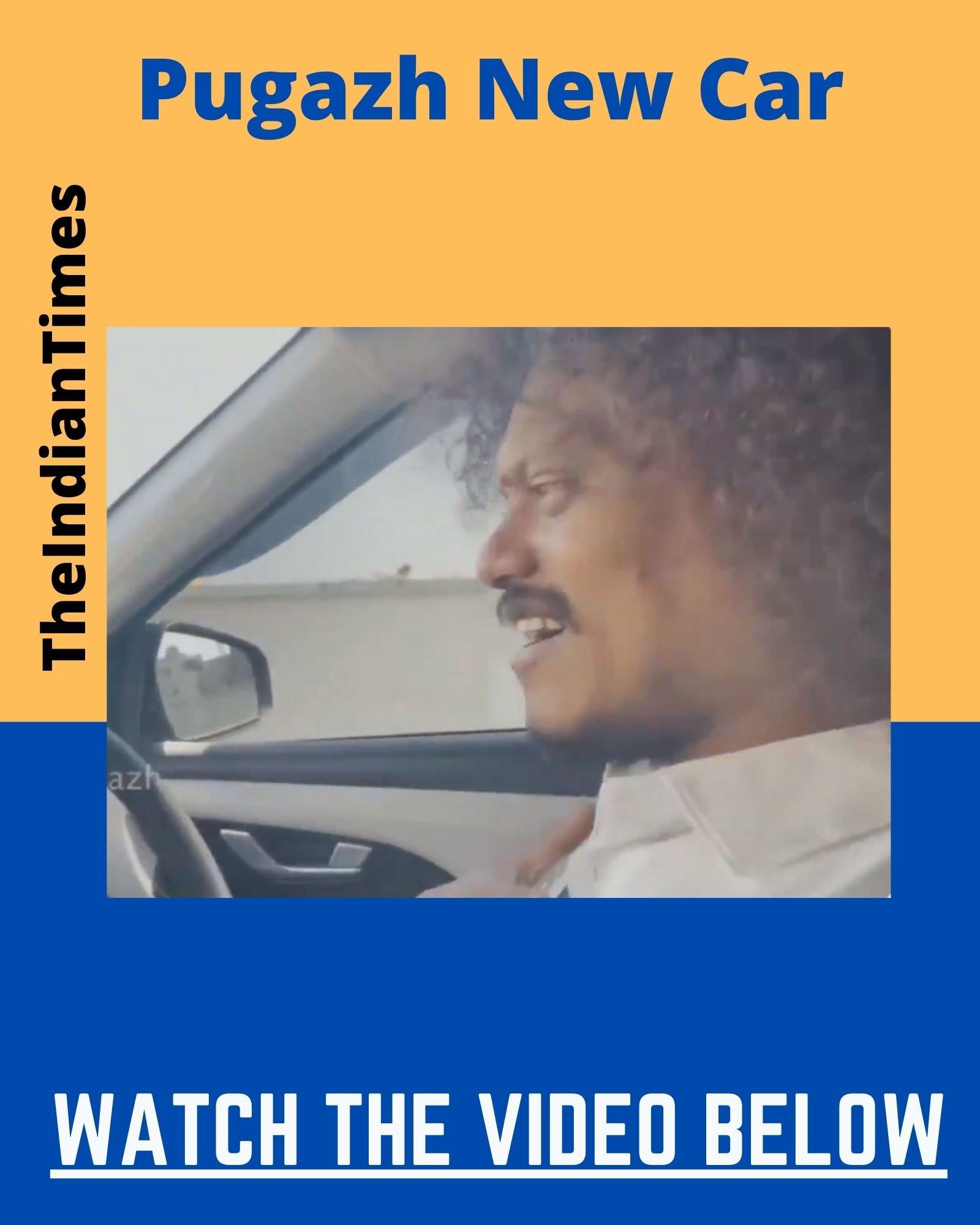 புது கார் வாங்கி கெத்தா ஓட்டிட்டு போன புகழ் - வைரல் வீடியோ 7