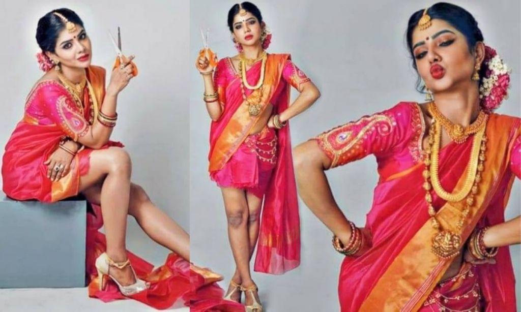 குக் வித் கோமாளி பவித்ராவின் சர்ச்சை போட்டோஷூட் - வைரலாகும் வீடியோ 9