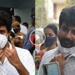 நடிகர் சிவகார்த்திகேயன் வாக்களித்தார் | சட்டமன்ற தேர்தல் 2021 26