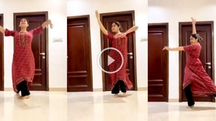 நடிகை சாயிஷா latest dance ! வீடியோ உள்ளே 3