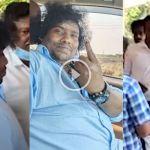 நடிகர் யோகிபாபு வாக்களித்தார் | 2021 தமிழக சட்டமன்ற தேர்தல் 27