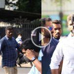 நடிகர் சிம்பு வாக்களித்தார் | 2021 சட்டமன்ற தேர்தல் 25