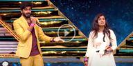 Trending pair Award வென்ற குக்கு வித் கோமாளி அஸ்வின் , சிவாங்கி! Vijay Awards promo 6