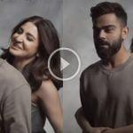 விராட் கோலியை தூக்கிய அனுஷ்கா சர்மா ! viral video 27