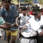 கூட்டத்தில் ரசிகரை தெரியாமல் அறைந்த நடிகர் விஜய்! 26